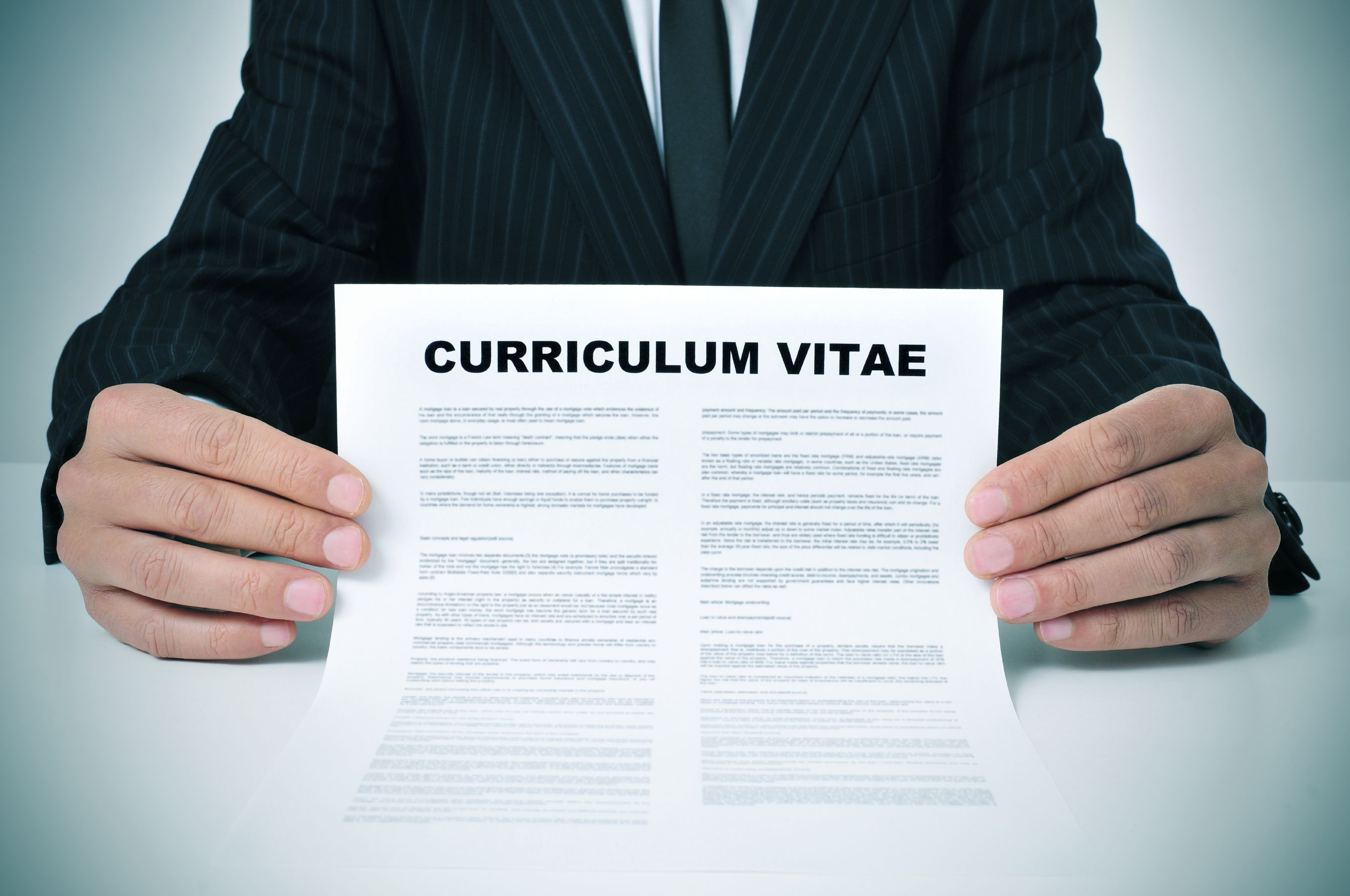 How to Prepare a Winning CV