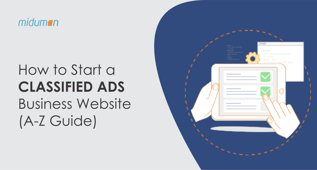 How to start a classified ads business website like Jiji (A-Z Guide)